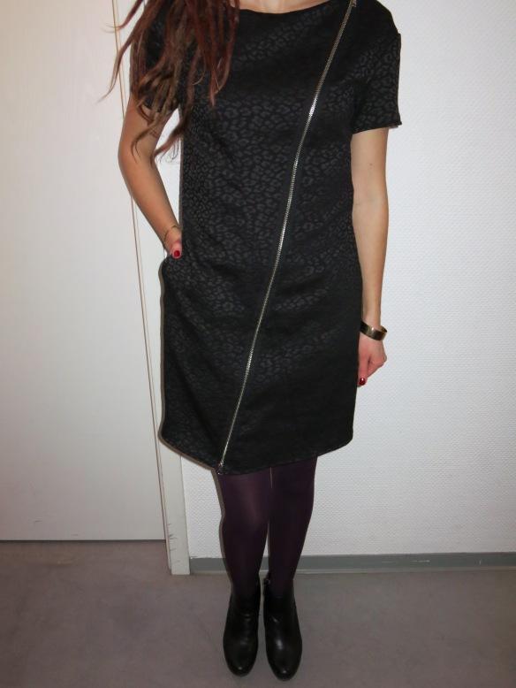 Kleid Tasche